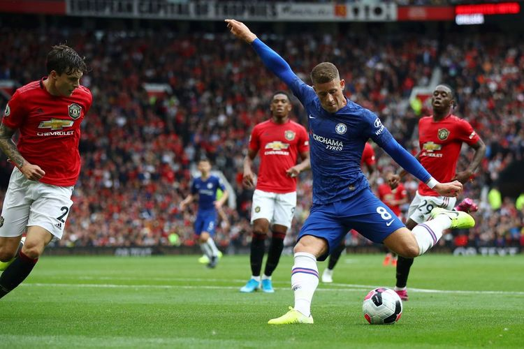 BIG MATCH Manchester United vs Chelsea: Prediksi S
