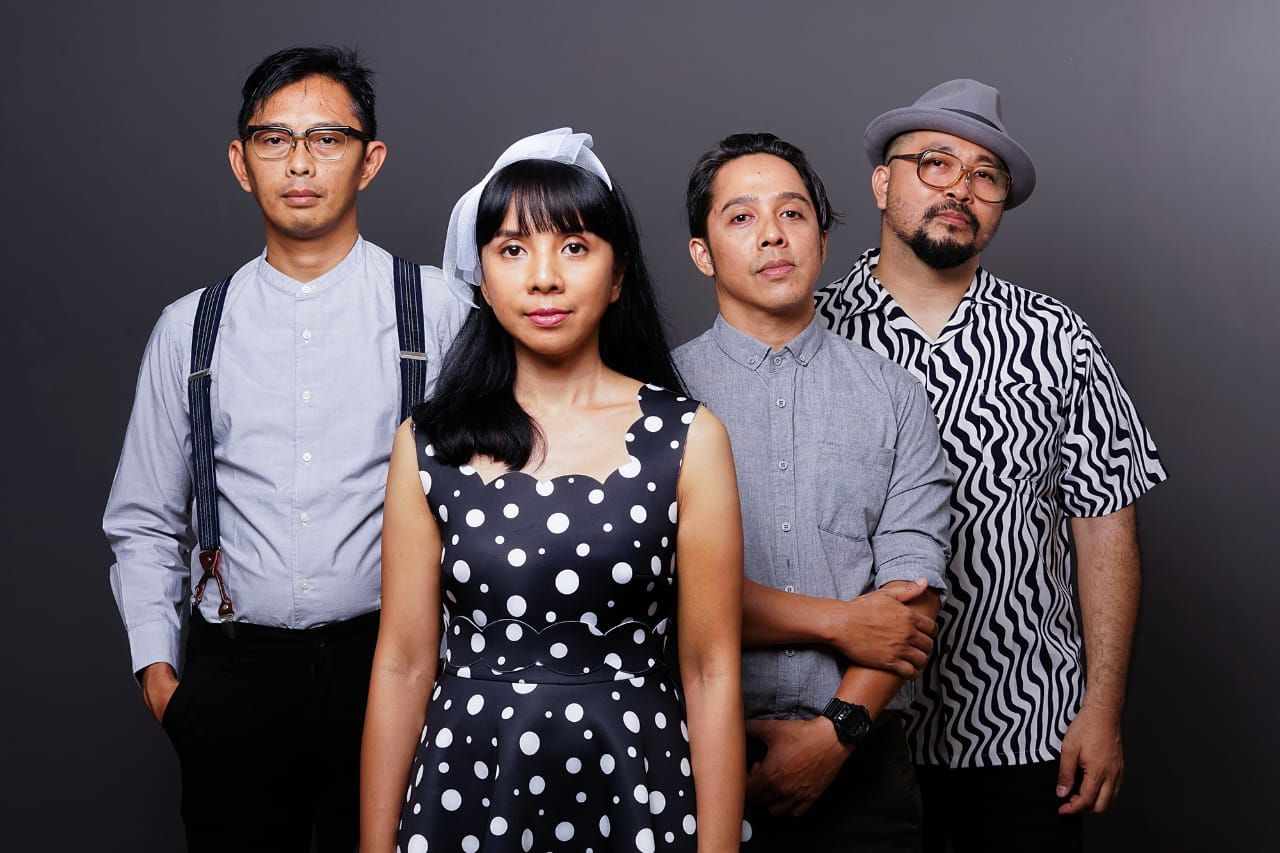 Mocca - band indie Indonesia