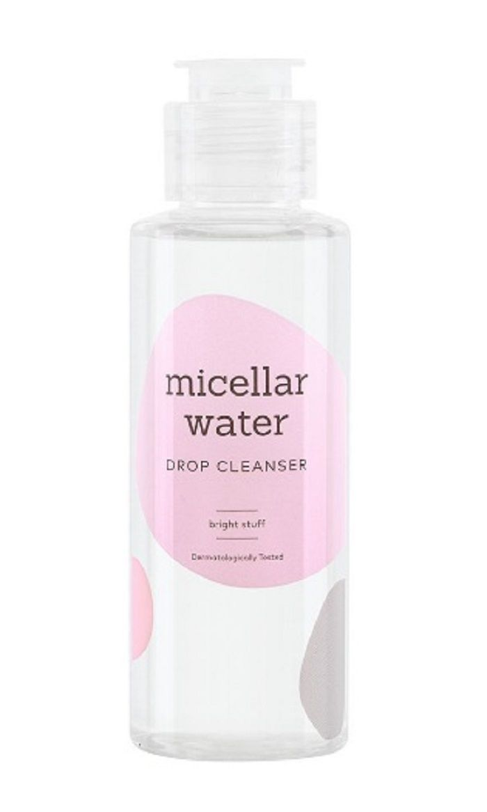 Emina Micellar Water Drop Cleanser Bright Stuff .