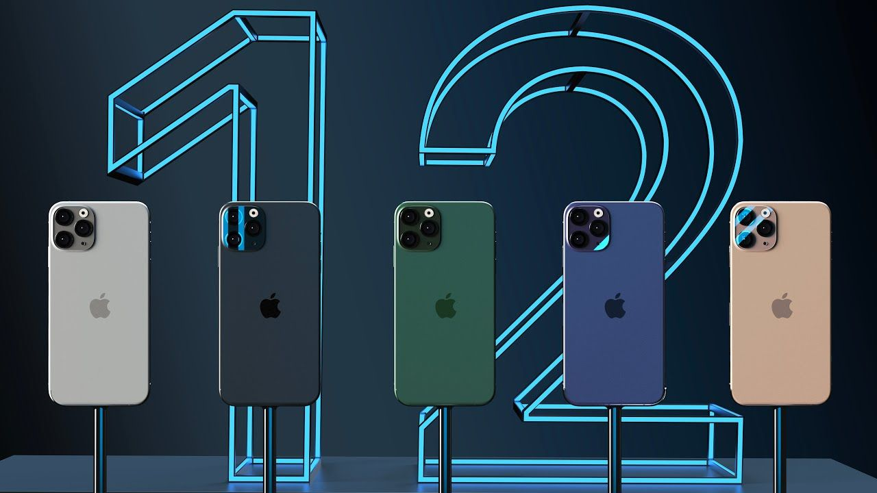 IPHONE 12 ADVANCED AND INNOVATIVE SMARTPHONE