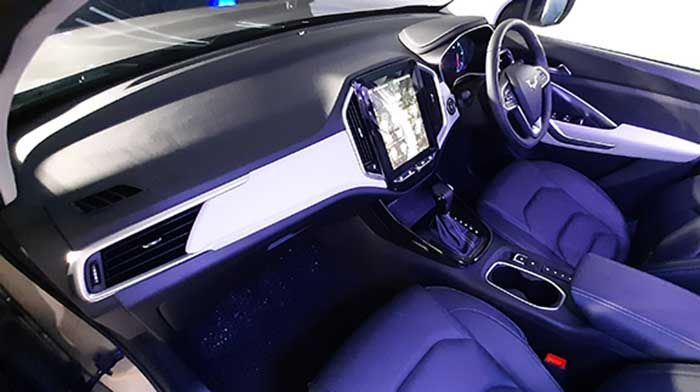 Interior Almaz RS