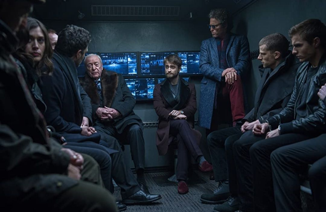 Film Now You See Me 2.