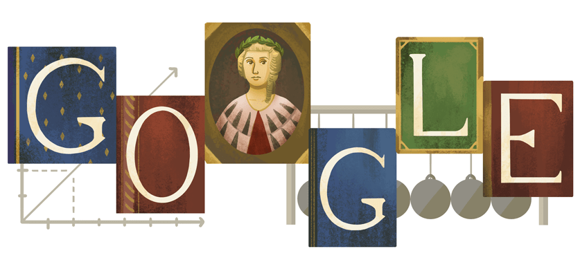 Google Doodle Celebrates Laura Bassi, The First Female Physicist to Get a PhD in Europe