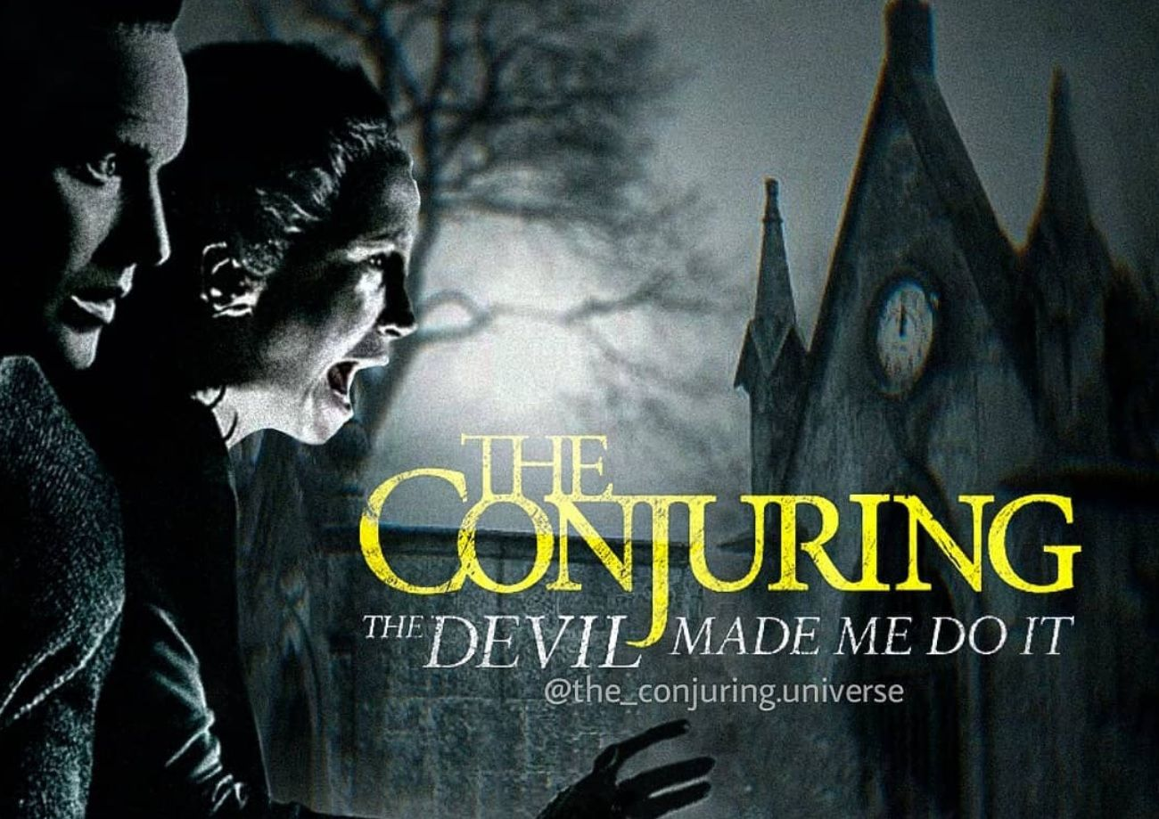 Link Streaming Online Nonton Film The Conjuring 3: The Devil Made Me Do It  Full Movie Subtitle Indonesia - Mantra Sukabumi