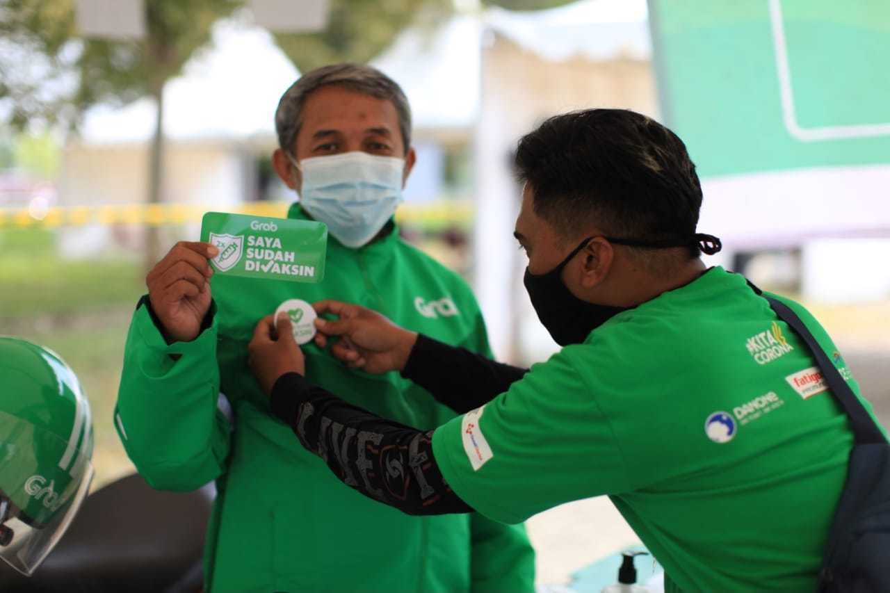 Kerjasama Dengan Good Doctor, Grab Luncurkan 'Grab Vaccine Center'