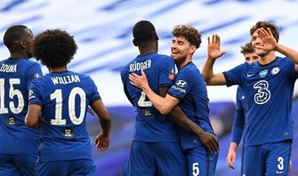 LIVE STREAMING Gratis Chelsea vs West Brom, Tertinggal 3-0 di Babak Pertama, Pertandingan Makin Seru