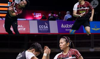 Akses Link Live Streaming Semifinal Toyota Thailand Open 2021, Mulai Pukul 11.00 WIB