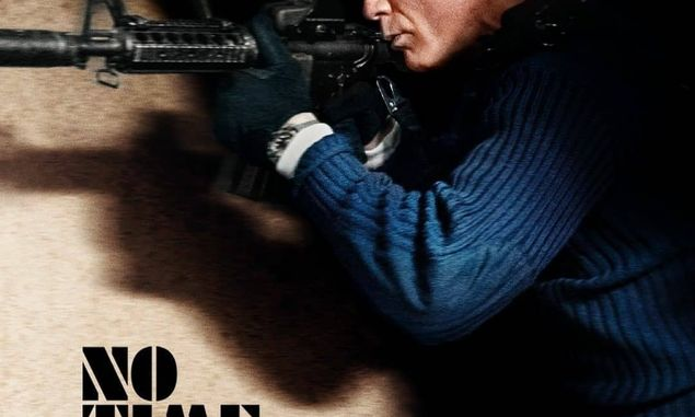 No Time to Die, Film James Bond ini Bakal Tayang di Bioskop atau Layanan Streaming?