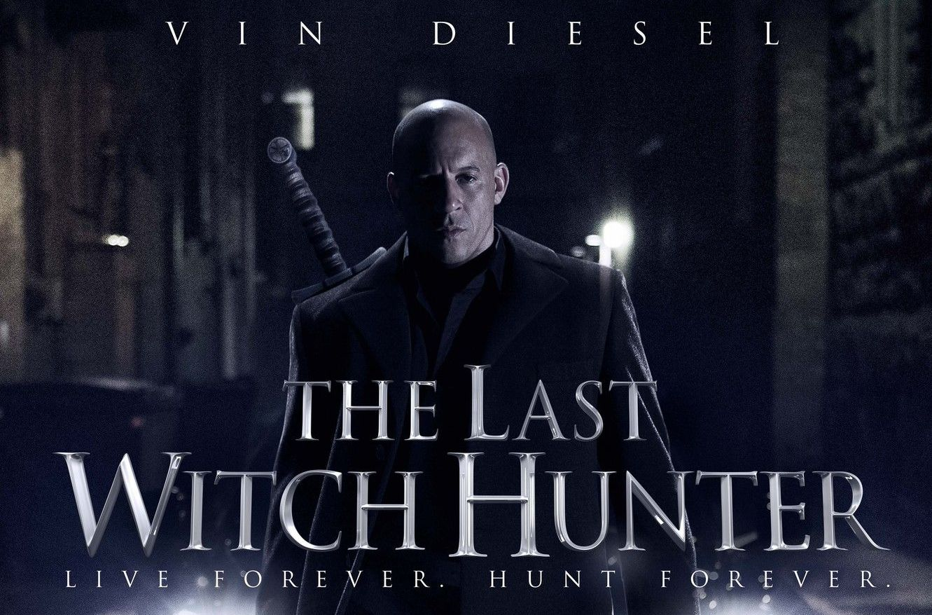 Film The Last Witch Hunter.