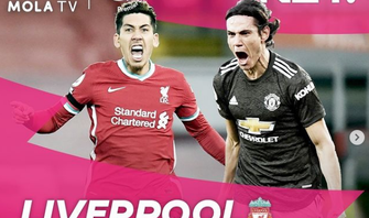 Link Live Streaming Liverpool vs Manchester United, Super Big Match Liga Inggris Malam Ini!
