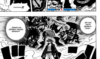 LINK!! Baca Manga One Piece Chapter 1001 Bahasa Indonesia Gratis!! Pertarungan Sengit Para Monster
