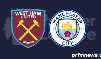 SEDANG BERLANGSUNG LIVE STREAMING West Ham vs Manchester City