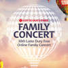 LIVE STREAMING Lotte Duty Free Family Concert, Tonton BTS, TXT, Lee Hyun, Hwang Chi Yeul, GFRIEND