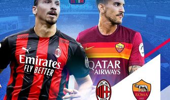 LINK LIVE STREAMING AC Milan vs AS Roma di Serie A, Saksikan Lewat TV Online Ini
